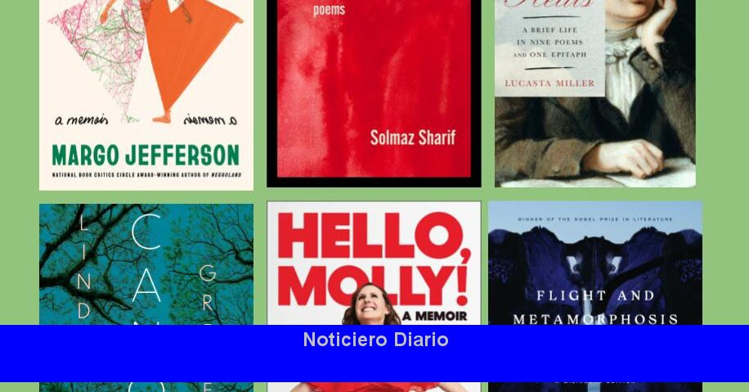12 libros nuevos que recomendamos esta semana