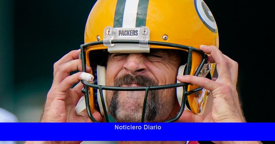 Aaron Rodgers se salta un campamento de los Packers. ¿Ahora que?