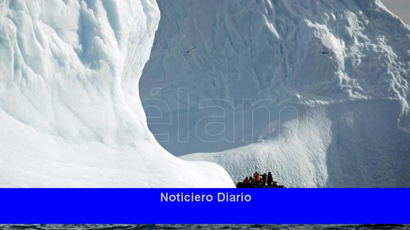Argentina, Chile y España piden protección 'urgente' de las aguas de la Antártida