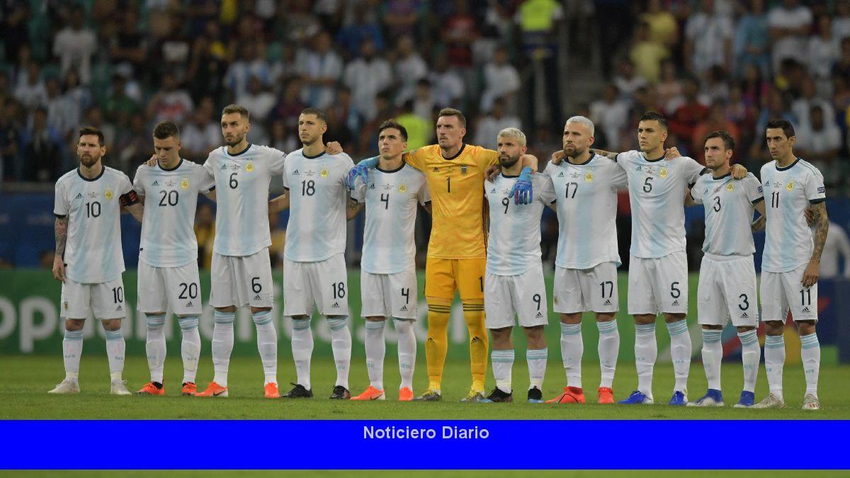 Colombia vs Argentina: tiempo, TV y formaciones