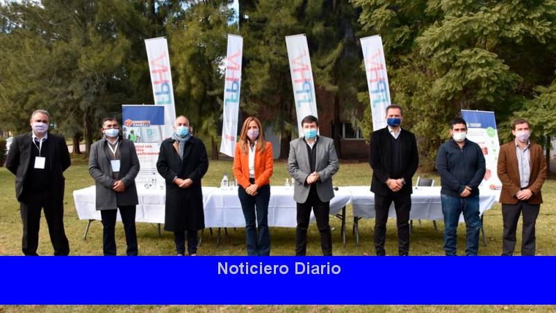 Comerciantes y pymes de La Plata se incorporaron al programa Empower Work