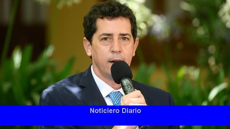 De Pedro visitó las instalaciones de la FdT agredidas en mayo y destacó el 'repudio generalizado'