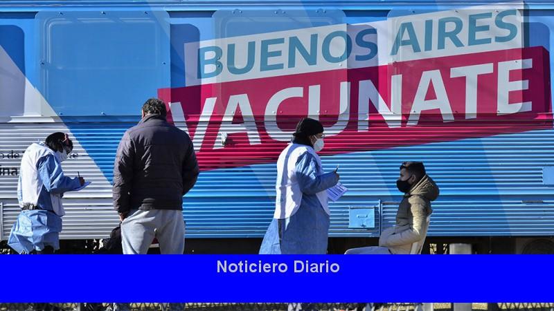 El Gobierno de Buenos Aires envió más de 400 mil nuevos turnos para vacunarse