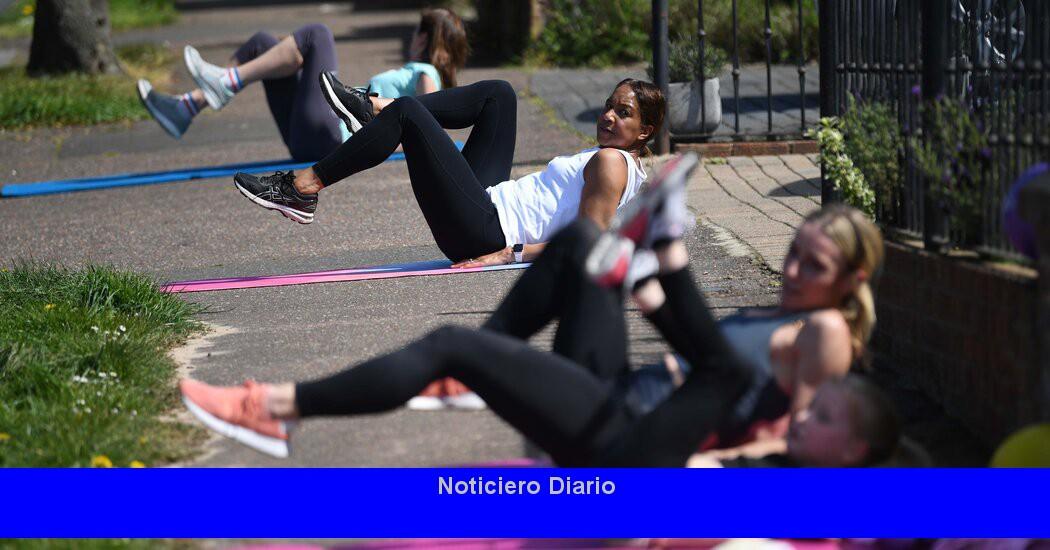 ¿El mejor tipo de ejercicio? Un análisis de sangre contiene pistas