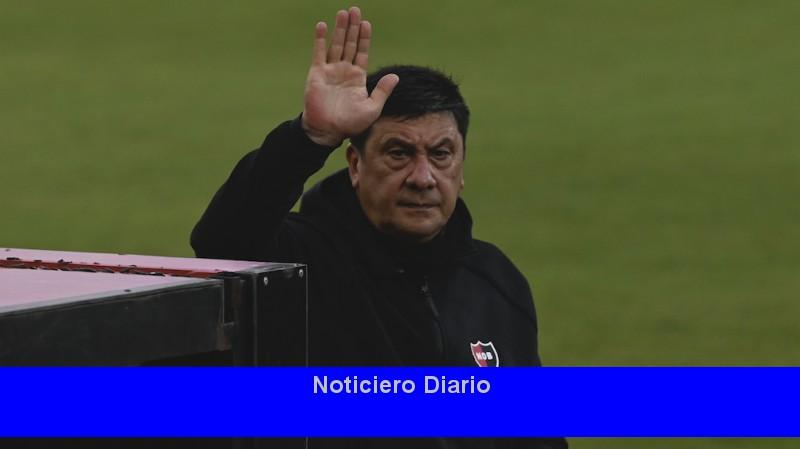 El 'Mono' Burgos negocia los detalles de su separación de Newell's