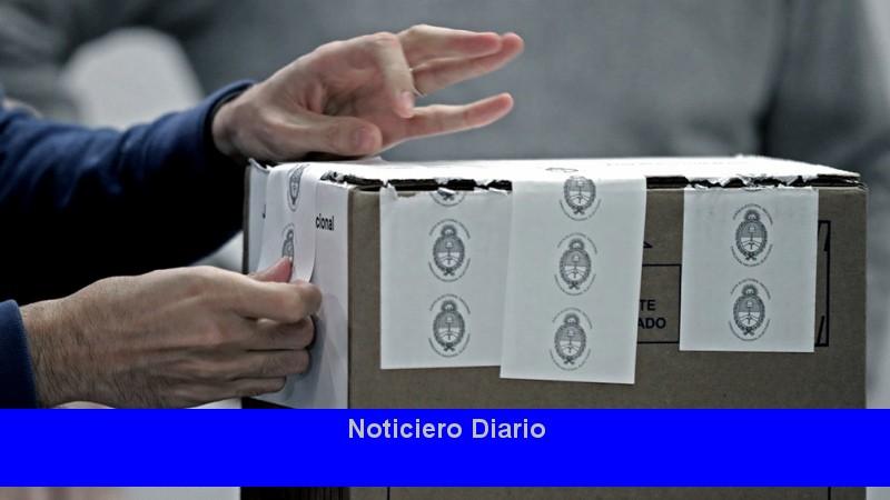 En Misiones cerraron las elecciones que iniciaron el calendario electoral nacional