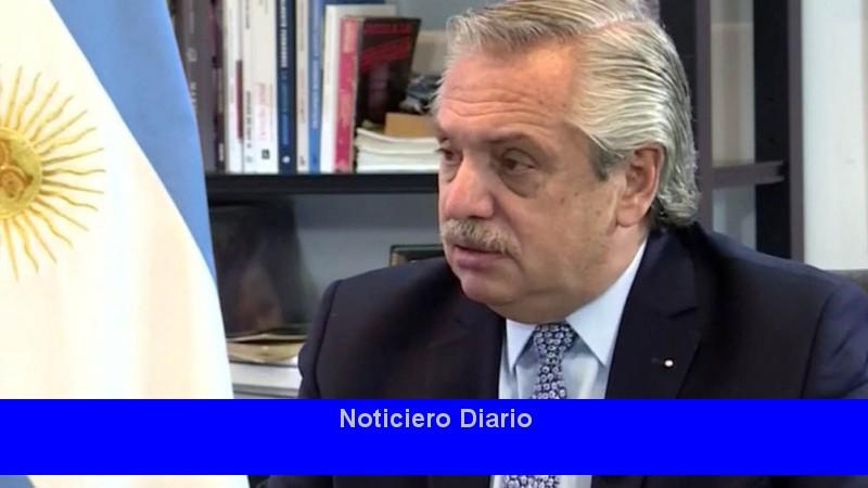 Fernández: Las correcciones arancelarias buscan 'no afectar los ingresos de los argentinos'