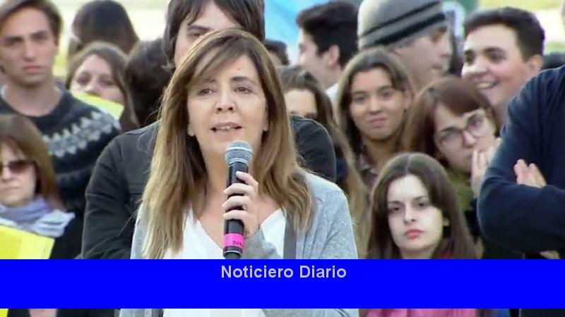 Gabriela Cerruti renunció a su escaño en los Diputados