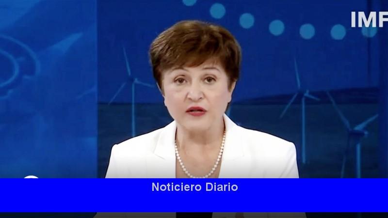 Georgieva afirmó que el FMI trabaja con Argentina en un acuerdo 'creíble y útil'