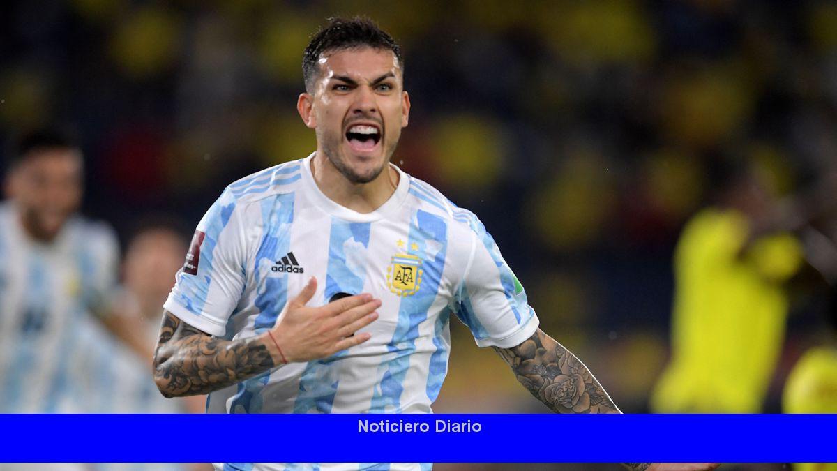 La Selección empatada con Colombia: los goles del partido