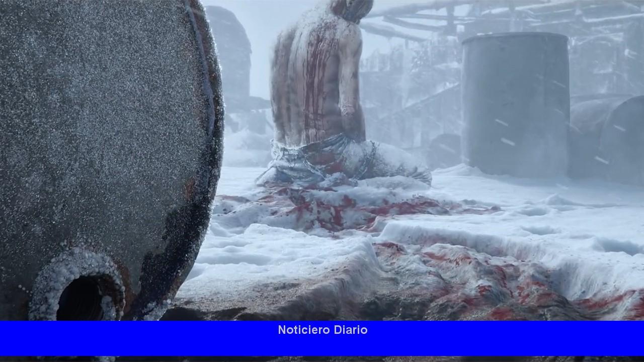 Lo nuevo de los creadores de This War of Mine deja un primer teaser-tráiler lleno de sangre y nieve