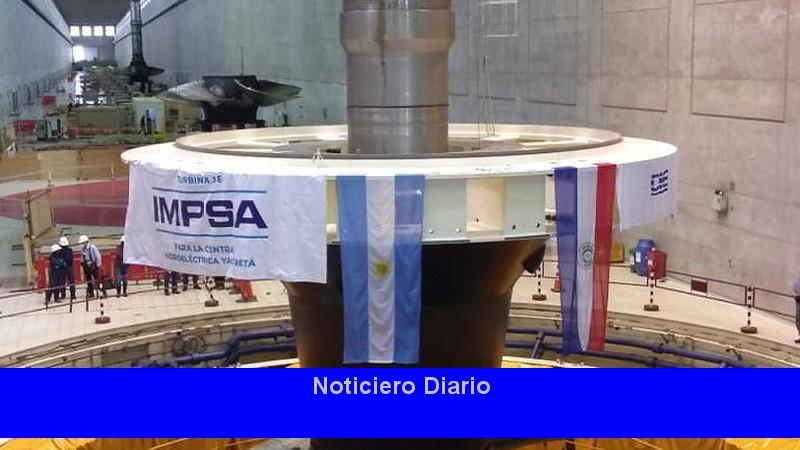 Nación y Mendoza acordaron la capitalización estatal de Impsa por US $ 20 millones