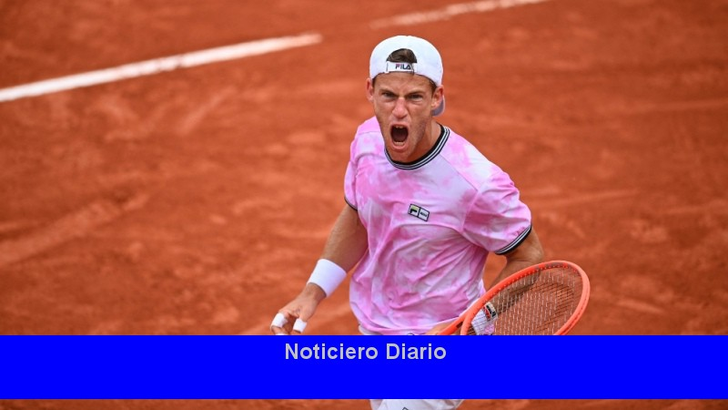 'Peque' Schwartzman asume su mayor reto en Roland Garros ante 'Rafa' Nadal