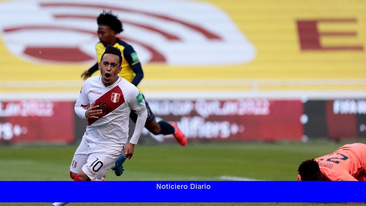 Perú ganó en Quito y Gareca se quedó con el duelo de técnicos argentinos