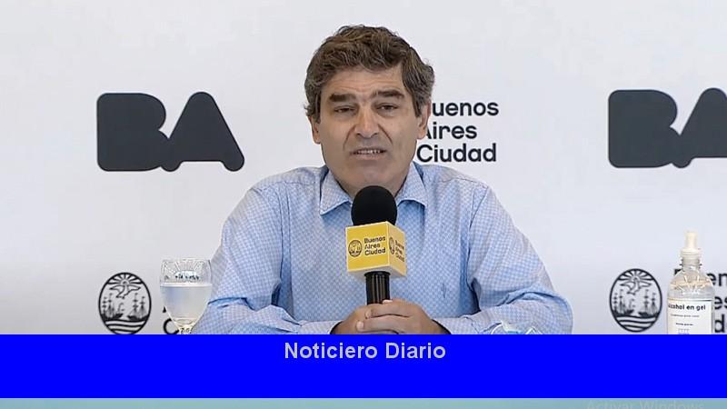 Quirós reclamó las restricciones: 'Decididamente aceleraron el descenso de casos en el Ayuntamiento'