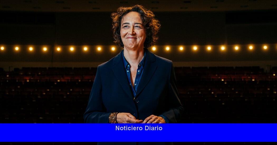 Una directora se une a las filas de las mejores orquestas de EE. UU.