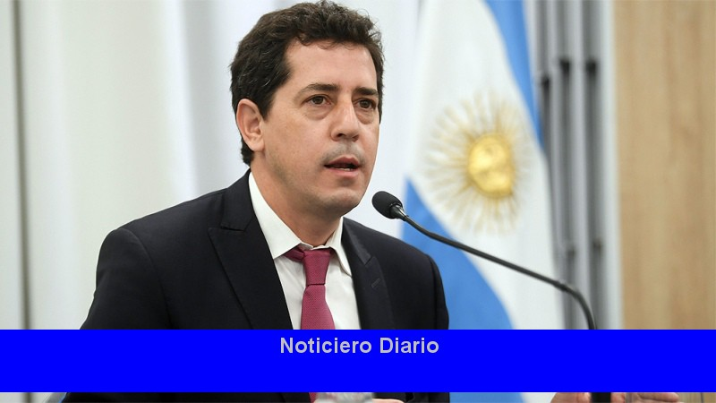 Wado De Pedro: 'El objetivo de Macri y Bullrich es frenar la llegada de las vacunas'