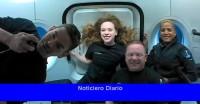 Actualizaciones de SpaceX: los astronautas de Inspiration4 brindan una actualización de video en vivo
