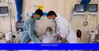 Afganistán, en crisis, recibe 700.000 dosis de vacunas de China
