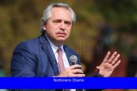 Alberto Fernández anuncia obras de infraestructura y crédito