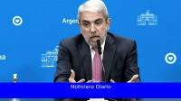 Aníbal Fernández: El refuerzo de seguridad es 'colaborar' con la provincia
