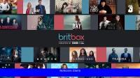Aplicación Britbox TV disponible en Xbox