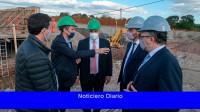 Cafiero, Katopodis y De Pedro recorrerán obras en Bahía Blanca