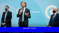 Cafiero: 'Sigamos haciendo obras y trayendo vacunas que tenemos para poner a Argentina en pie'
