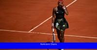 Coco Gauff eliminada en cuartos de final del Abierto de Francia