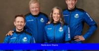 Cómo ver a William Shatner lanzarse al espacio en Blue Origin