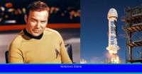 Cómo ver el vuelo espacial Blue Origin de hoy con el Capitán Kirk, la persona más anciana jamás enviada al espacio