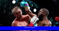 Con Mayweather-Paul Bonanza, las líneas continúan difuminando en los deportes de combate