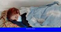Conmoción por la historia de Lara, una joven con Covid que murió luego de esperar en el piso de un hospital para ser atendida