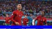 Cristiano Ronaldo y un gol que vale un récord mundial