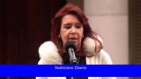 Cristina Fernández expresó su 'inmenso dolor' por la muerte de Horacio González