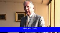 Daniel Funes de Rioja fue nombrado presidente de la Unión Industrial Argentina