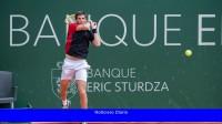 Delbonis acabó con el mejor Roland Garros de su vida