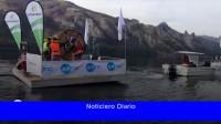 Despliegue de la primera fibra óptica submarina en Argentina