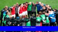 Dinamarca consiguió su boleto al Mundial y es el tercero clasificado