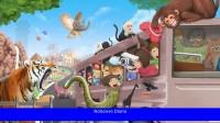 El adorable magnate de los zoos de empalme de ADN, Let's Build a Zoo, estará disponible en noviembre para PC