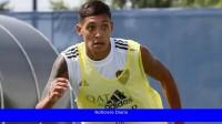 El padre de Molina Lucero destruyó el Consejo de Fútbol de Boca