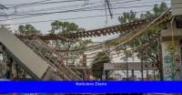 El presidente de México dice que Carlos Slim podría ayudar a reconstruir la línea de metro colapsada
