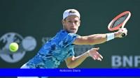 El triunfo rotundo de Schwartzman para meterse en los cuartos de Indian Wells