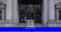 El voto unánime es el paso final hacia la eliminación de la estatua de Roosevelt