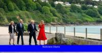 En imágenes: el viaje del presidente Biden a Europa