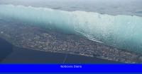 Esta era la ciudad escocesa que estaba cubierta por un glaciar gigante como el Muro de 'Juego de Tronos'
