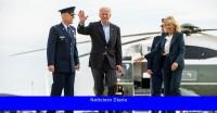 Estados Unidos y Europa buscan un cese del fuego arancelario mientras Biden se dirige al extranjero