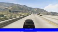 Este sería GTA 5 imaginado por una IA de Nvidia, basado en ver jugadas del juego