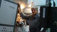 Falleció 'el Tano' Cosme Di Natale, histórico operador del cine Gaumont