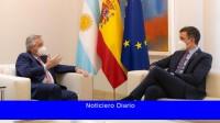 Fernández recibirá a Pedro Sánchez para estrechar lazos entre Argentina y España